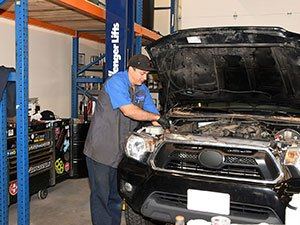 Toyota Service and Repair Truckee | Quality Automotive Servicing