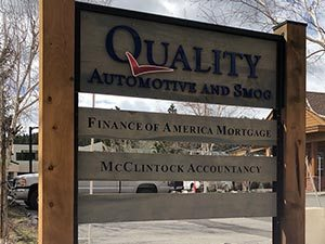 Quality Repair and Service in Truckee | Quality Automotive Servicing